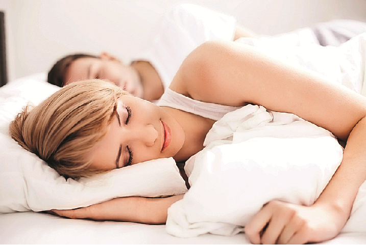 A nőknek több alvásra van szükségük, mint a férfiaknak? - Kaschmir Gold