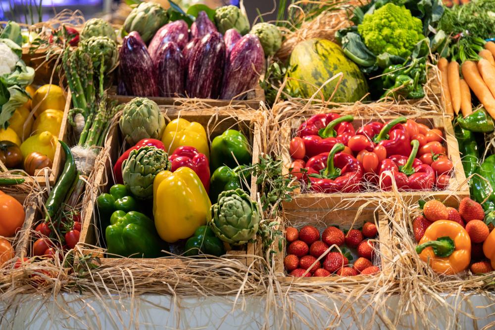 diéta, villámdiéta, zöldség, gyümölcs