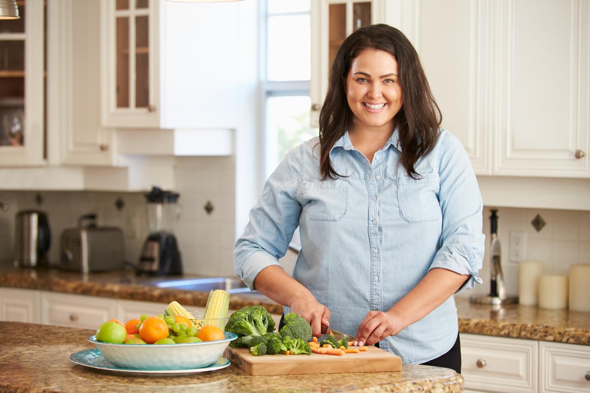 zsírégető ember szakács egy hét fogyás átalakulás